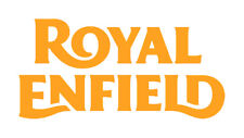 Royal Enfield motorcycle tank decal stickers PAIR