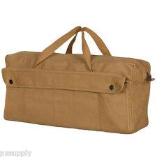 mechanics jumbo military style tool bag coyote brown fox outdoor 40-658