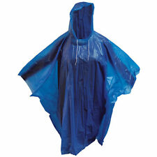 5x Regen-mantel Regenschutz Regenjacke Jacke Poncho Regenbekleidung Regenponcho Regenbekleidung