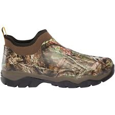 """LaCrosse Boot Alpha Muddy 4.5"""" Mossy Oak Break-Up Country Men's 9 #31497"""