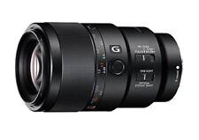 Objectifs macros Sony FE 90 mm pour appareil photo et caméscope