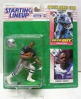Emmitt Smith Dallas Cowboys NFL Starting Lineup Action Figure NIB Kenner 1993