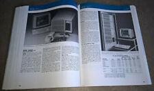 Tektronix Katalog Buch 1989 Catalog (11802, 11801, 7603, 7140, 11402, R7103...)