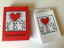 Postales Postcards KEITH HARING - 17 units - Like New - Como Nuevo