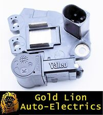 GENUINE VALEO ALTERNATOR VOLTAGE REGULATOR TO FIT AUDI A6 Q7 TOUAREG 2.7 3.0 TDi