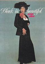 * Black Woman - Black is Beatiful, Junge Union