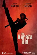 The Karate Kid movie poster  : 11 x 17 inches - Jaden Smith
