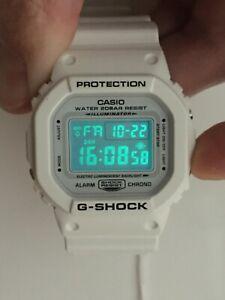 Casio G-SHOCK DW-5600MW-7ER Watch - White