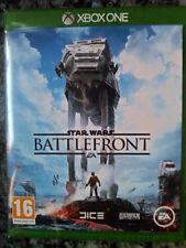 STAR WARS BATTLEFRONT EA Nuevo Xbox One Guerra de las Galaxias en castellano
