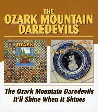 Ozark Mountain Dared - Ozark Mountain Daredevils / It'll Shine When It [New CD]