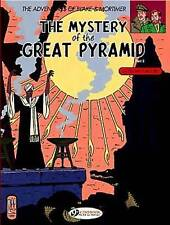 The Adventures of Blake and Mortimer: v. 3: Mystery of the Great Pyramid, Part 2 by Edgar P. Jacobs (Paperback, 2008)