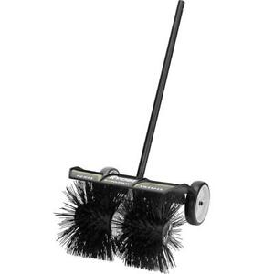 Ryobi Sweeper Attachment Expand-It Adjustable Durable Nylon Bristles 9 inch