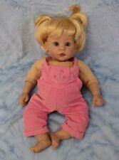 Lee Middleton Reva Doll 1999 Blonde hair Blue eyes Madame Alexander doll