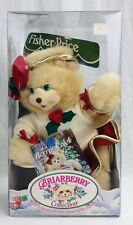 Fisher Price Gorgeous Rare Briarberry Bear Berrynicole Ice Skater Bear FREE SH