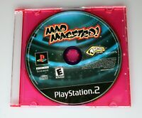 Mad Maestro! (PlayStation 2, 2002) *Disc Only* Tested & Works