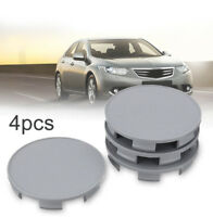 4pcs Car Wheel Center Hub Cover Cap Gray For Honda Pilot Accord Civic 69mm*66mm