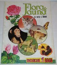 Flora e Fauna 1983 Edis Album Vuoto