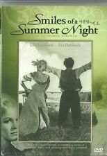 SMILES OF A SUMMER NIGHT  NEW  DVD