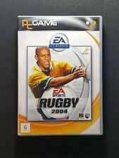 Rugby 2004 *New / Not Seal* (PC, 2004) PC Game - FREE POST