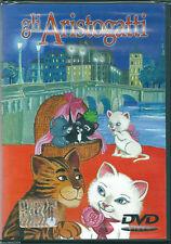 Gli Aristogatti (1997) DVD NUOVO SIGILLATO cartoni animati