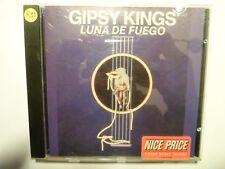ALBUM CD - GIPSY KINGS - Luna de Fuego - EX