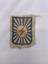 ARVN 21st Division Patch Original Printed