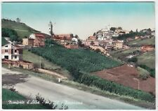 0303 CUNEO MONFORTE D'ALBA Cartolina FOTOGRAFICA viaggiata 1965
