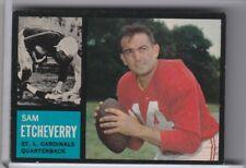 1962 TOPPS #139 SAM ETCHEVERRY ST. LOUIS CARDINALS 1138