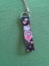 Laccetti cellulari Hello Kitty Diamond Portachiavi Gadget Originali Collezione