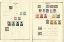 Indonesia to 1986 Stamp Collection on 30 Scott International Pages, JFZ