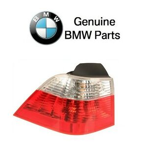 For BMW E61 530xi Wagon Driver Left Outer Clear Lens Taillight for Fender OES