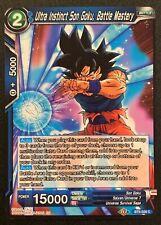 Ultra Instinct Son Goku, Battle Mastery BT9-026 C - Blue - Dragonball Super TCG