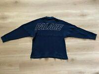 Palace Skateboards Crew Neck Knit Lightweight Short Jumper Sweater Sz- Large (L)