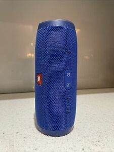 JBL Charge 3 Portable Bluetooth Speakers Black, Faulty