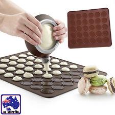 Macaron Silicone Pad 26*29cm Small Circle Cake Baking Cushion Mould HKIM23830