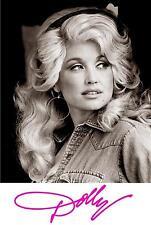 Dolly Parton # 10 - 8 x 10 Tee Shirt Iron On Transfer