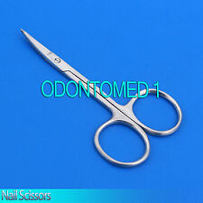 Baby Nail Scissors Curved Clipper Cutter Toe Manicure Nail Art Cuticle Nipper