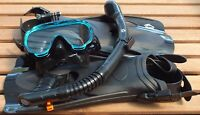GoPro Snorkeling Diving Set WIL-SS-32A with GoPro Mask - Dry Snorkel - Fins