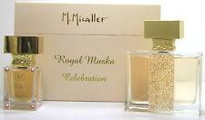M. Micallef Royal Muska Celebration Set 100 ml + 30 ml EDP Spray