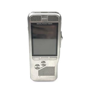 Philips DPM 8000 Digital Pocket Memo - 16GB SD Card Included