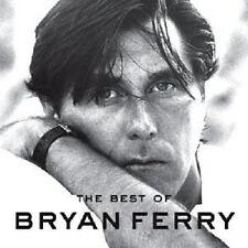 BRYAN FERRY - BEST OF  CD 21 TRACKS GLAM/ART-ROCK / POP COMPILATION NEU