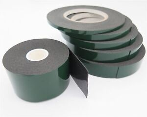 Indasa Double Sided tape- Adhesive Tape for Car Body Trim, Mouldings and Badges