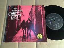 "Tom Robinson/Jakko Jakszyk-Blood Brother/what have I ever-Single 7"" (12)"