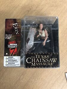 "Erin 7"" The Texas Chainsaw Massacre Movie Maniacs 7"" Action Figure McFarlane New"