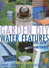 Water Features (Garden DIY),Chris Maton, Mark Edwards
