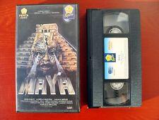 VHS.09) MAYA - di MARCELLO AVALLONE - PENTA VIDEO