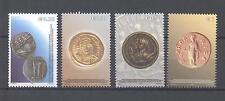 KOSOVO 2006 SC# 59-62 ANCIENT COINS MNH VERY FINE