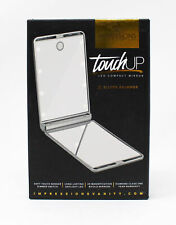 Impressions Vanity Co. Touch Up Bifold Compact Mirror Silver