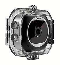 Flir FX Camera Housing Sportcase Waterproof Acrylic Shell Wt Ball Socket Mounts