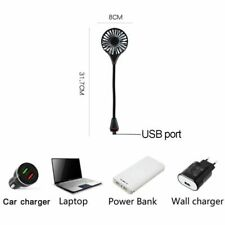 Energy Saving Flexible USB Cooling Fan Notebook Laptop Computer USB Charger